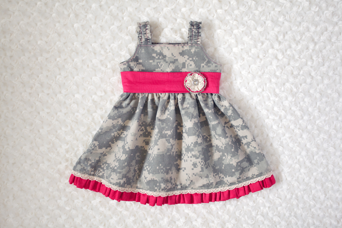 Deployment Homecoming Dress