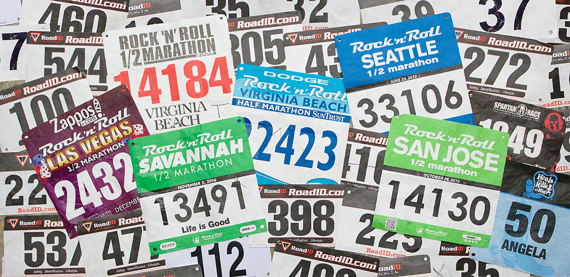 How to Finish a Half Marathon Without Training For It